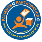 Patients + Participation = Our Vote for a Healthier Europe