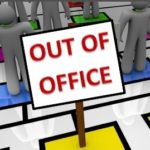 OUT OF OFFICE! – EU Parliamentary Event